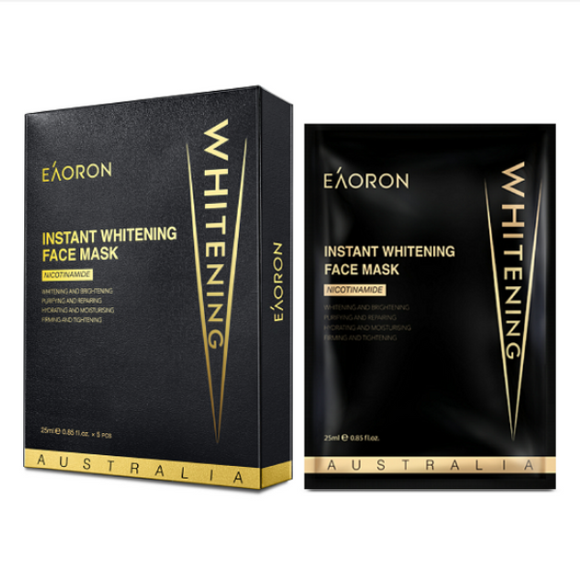 EAORON Instant Whitening Face Mask 5PCS