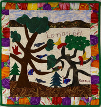 Load image into Gallery viewer, Beautiful Nature - La Nati Bel - folk art quilt