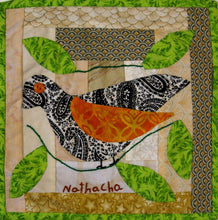 Load image into Gallery viewer, #26 Birds of Hope Framed Mini-Quilt