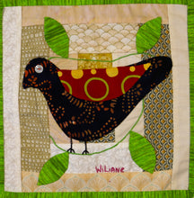 Load image into Gallery viewer, #30 Birds of Hope Framed Mini-Quilts