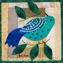 Load image into Gallery viewer, #10 Birds of Hope Framed Mini-Quilt
