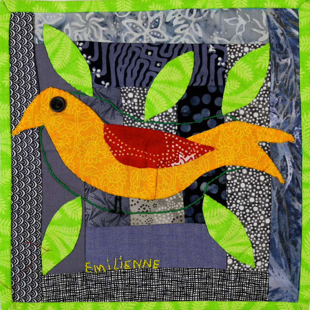 #41 Birds of Hope Mini-Quilts