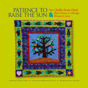 Patience to Raise the Sun - book