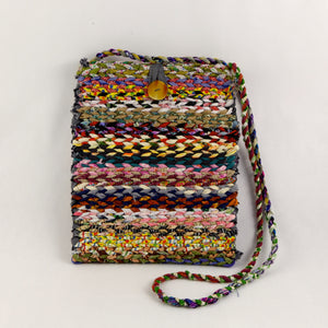 Boho Rag Cross Shoulder Bag