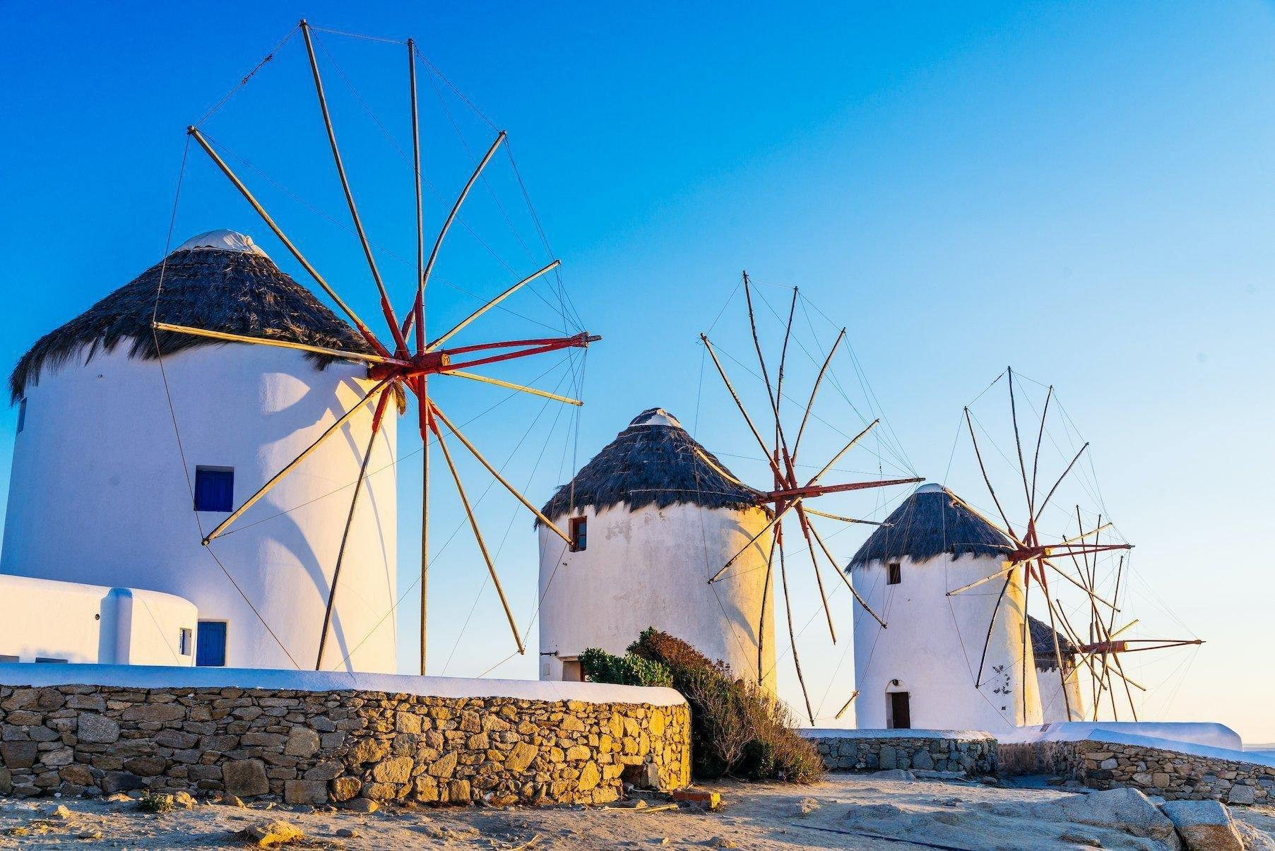 The best Greek Wines from the Aegean: Santorini, Paros and Crete - Corelli Wine