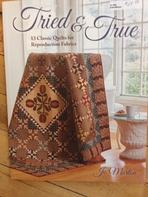 Tried and True Book by Jo Morton