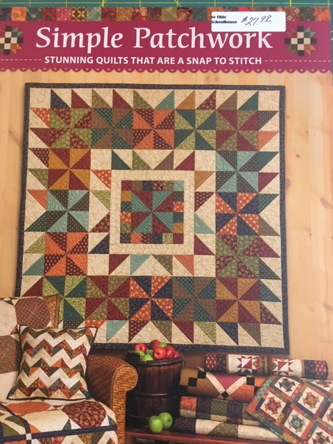 Simple Patchwork Book
