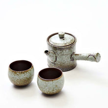 Load image into Gallery viewer, Japanese ceramic teapot kettle
