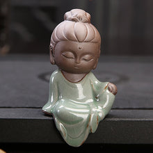 Load image into Gallery viewer, Ceramic Buddha statues