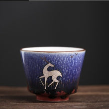 Load image into Gallery viewer, Japanese style teacup set