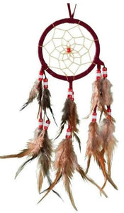 "3.5""D DREAMCATCHER (SET OF 12, 6 ASST'D COLOR) DC03056K"