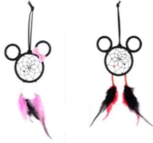 "3""D DREAMCATCHER(SET OF 2 ASST'D) DC03280K"