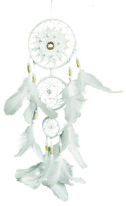 "4.5""+3""+2""D DREAMCATCHER(SET OF 2 COLORS ASST'D) DC04311K"