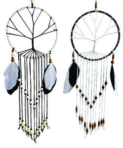 "6""D DREAMCATCHER(SET OF 2 COLORS ASST'D) DC06270K"
