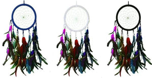 "8.5""D DREAMCATCHER(SET OF 3 COLOR DC08173K ASST'D)"