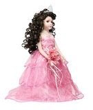 "16"" Quinceanera Doll KB16049-12 Coral"