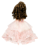 "16"" Quinceanera Doll KB16049-3 Pink"