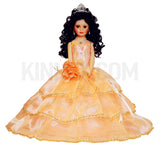 "18"" Sleeveless Umbrella Quince Dolls KB18724-28B Peach"