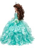 "20"" Quinceanera Doll With Umbrella KB20727H-25 Mint"