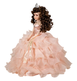 "18"" Quince Umbrella Dolls KW18728-29 Blush"