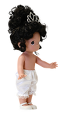 "12"" Precious Moments Naked - Curly Hair - PM8421"