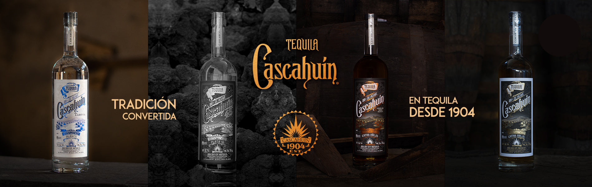 Tequila cascachuin