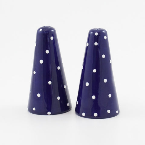 Cone Salt & Pepper Shakers