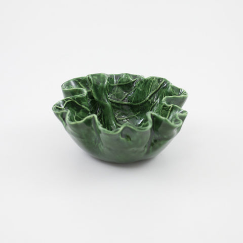 Small Cabbage Leaf Bowl
