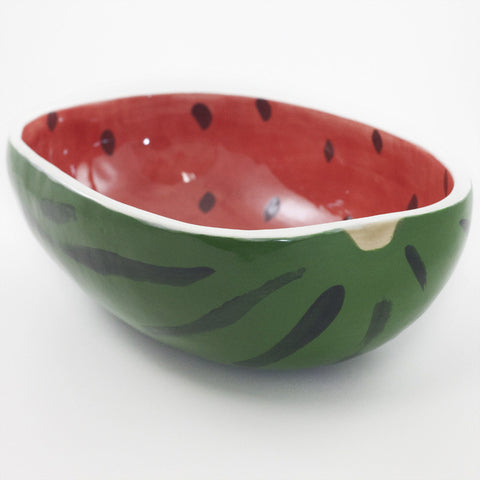 Large Oval Watermelon