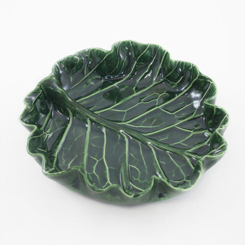 Small Cabbage Leaf Plate