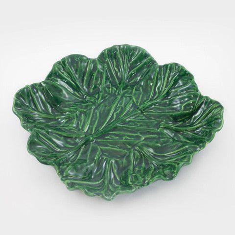 Square Cabbage Leaf Bowl