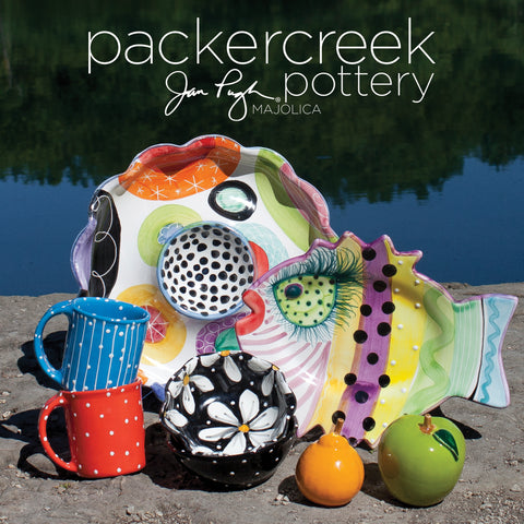 Packer Creek Pottery Welcome Blog