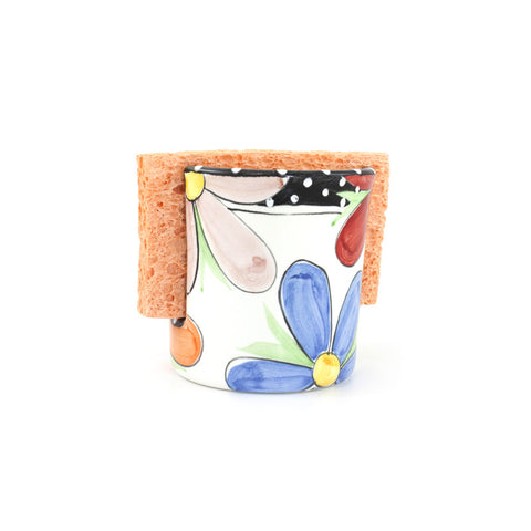 Katie Daisy Sponge Holder