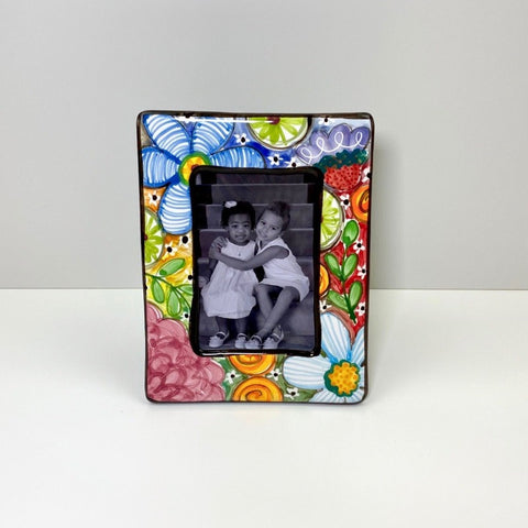 Quite Contrary Picture Frame