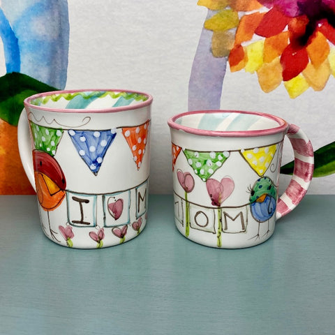 Love Birds Mother's Day Mug