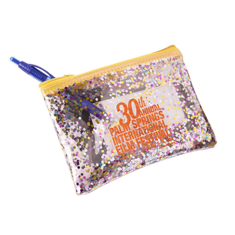 5639a4825 2019 Palm Springs International Film Festival 30th Anniversary Confetti  Pouch