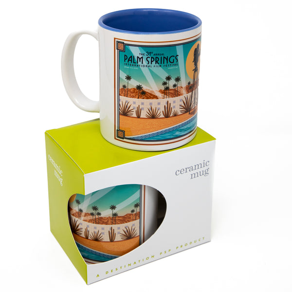 2020 Palm Springs Film Festival Mug