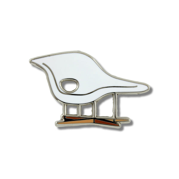 Marvelous Eames La Chaise Pin Ibusinesslaw Wood Chair Design Ideas Ibusinesslaworg