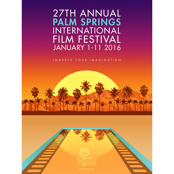 2016 Palm Springs International Film Festival Program