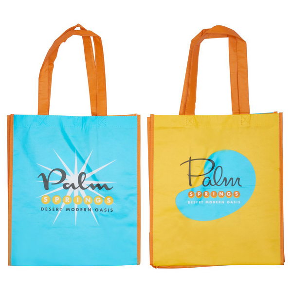 Palm Springs Reusable Recyclable Grocery Bag