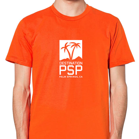 Slate Destination PSP Starburst T-shirt
