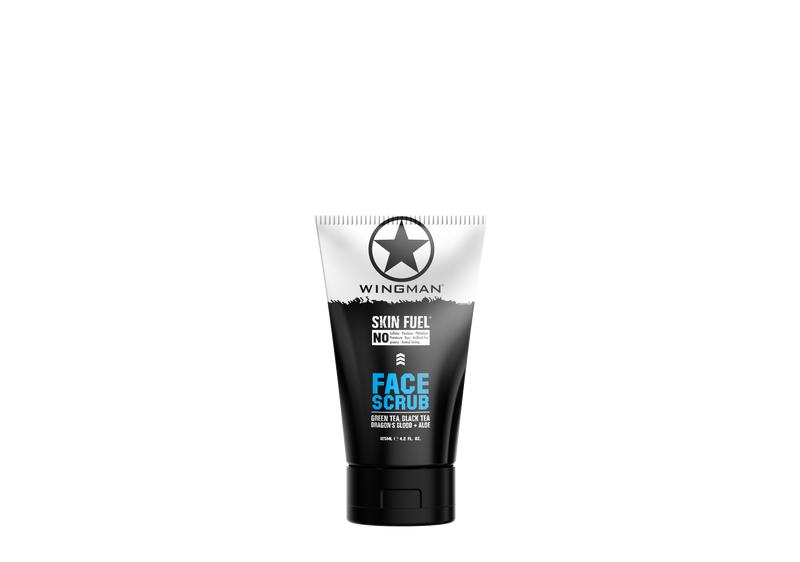 Wingman Skin Fuel Face Scrub