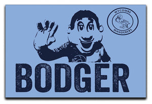 Bodger Stretched Canvas Print
