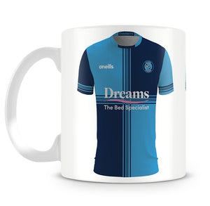 Season 2020/21 Dreams Blue Kit 10 oz Mug