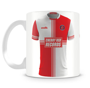 Season 2020/21 Cherry Red Records Kit 10 oz Mug