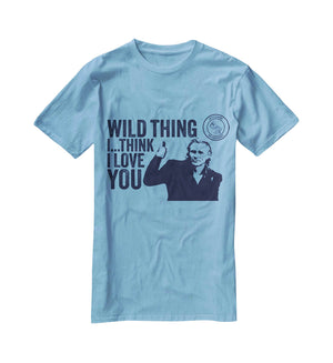 Wild Thing Stylised Graphic T-Shirt