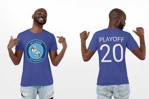 Play Off Adult T-Shirt Printed Front & Back - Limited Edition