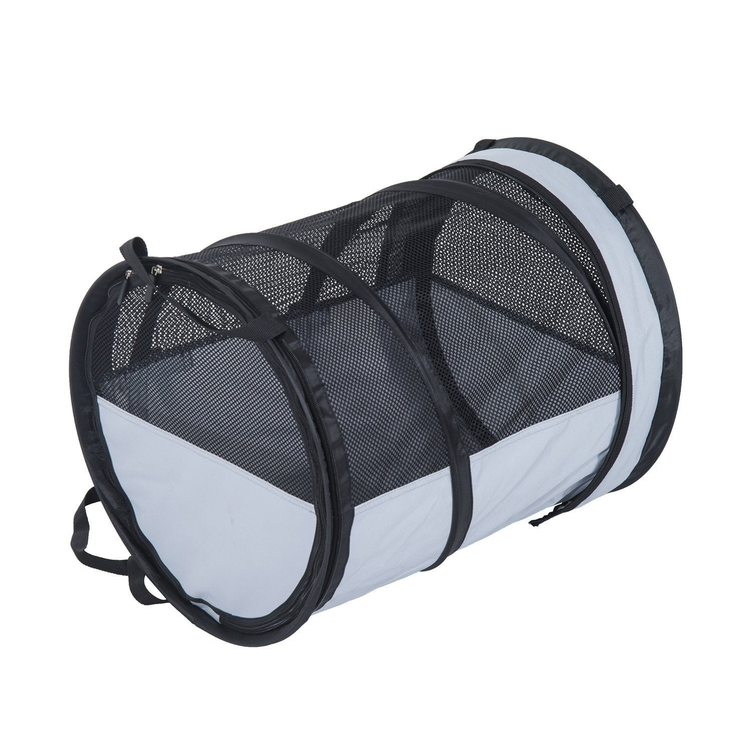 PAWHUT Pet Tube Kennel