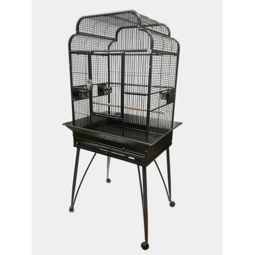 "Groupets 26"" Victorian Style Parrot Cage with Open Top OP06"