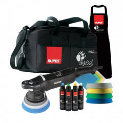 RUPES BIG FOOT POLISHERS & ACCESSORIES